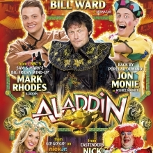 Aladdin @ The Theatre Royal Bath