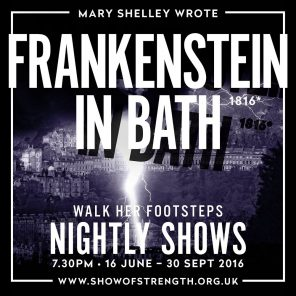 Frankenstein in Bath @ Rebecca's Fountain | Bath | United Kingdom